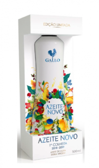 Gallo Erste Ernte Extra Natives Olivenöl 2018-2019 500ml