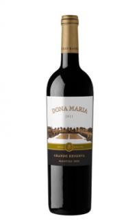 Dona Maria Grande Reserva Rotwein 2011 750ml