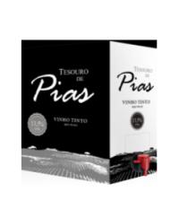 Tesouro de Pias Rotwein Bag in Box 5L
