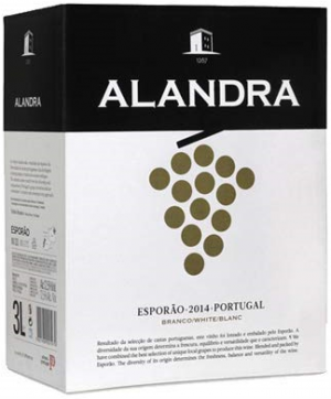 Esporao Alandra Weisswein Bag in Box 3L