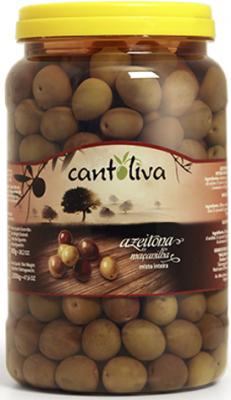 Cantoliva Gemischte Oliven Natur 800g