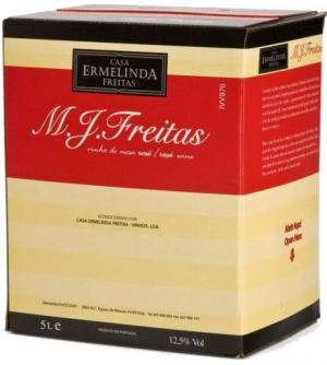 MJ Freitas Rosewein Bag in Box 5L