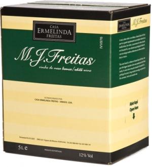 MJ Freitas Weisswein Bag in Box 5L