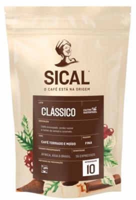 Sical 5 Kaffee gemahlen 250g