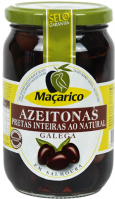 Macarico Oliven 100% Sorte Galega Natur 210g
