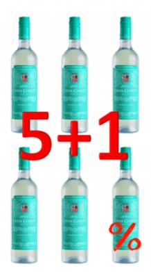 Casal Garcia Sweet Vinho Verde Weisswein 750ml Aktion 5+1