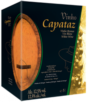 Capataz Weisswein Bag in Box 5L