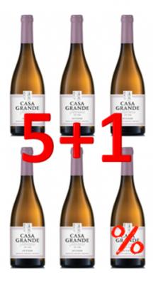 Casa Grande de Sant'Ana Avesso 2017 750ml Aktion 5+1