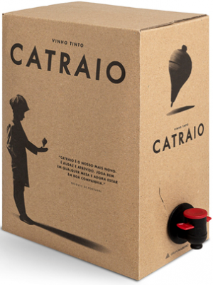 Adega Mayor Catraio Rotwein Bag in Box 5L
