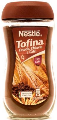 Tofina löslicher Kaffee mit Gerste und Chicoree 200g