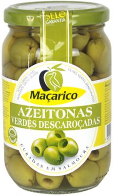 Macarico Grüne Oliven Entkernt 165g