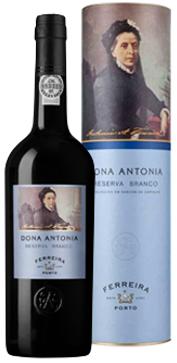 Ferreira Dona Antonia Reserva White Portwein 750ml