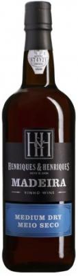 Henriques & Henriques Madeira Wein 3 Jahre Medium Dry 750ml