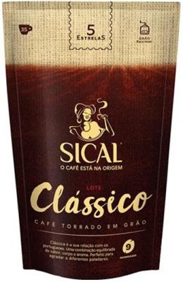 Sical 5 Kaffee Bohnenkaffe 250g