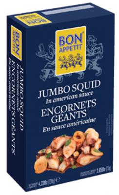 Bon Appetit Tintenfischeintopf 120g