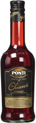 Ponti Aceto di Vino Chianti Rotweinessig 500ml