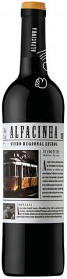 Alfacinha Regional Rotwein aus Lisboa 750ml