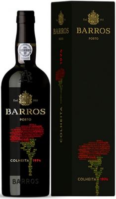 Barros Portwein Special Edition Colheita 1974 750ml