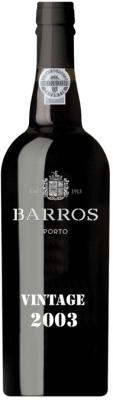 Barros Portwein Vintage 2003 750ml