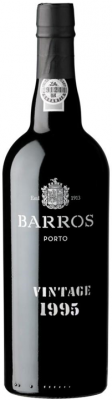 Barros Portwein Vintage 1995 750ml