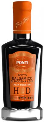 Ponti Aceto Balsamico di Modena IGP High Density 250ml