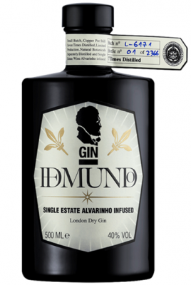 Edmundo Single Estate Dry Gin 500ml