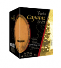 Capataz Rotwein Bag in Box 5L