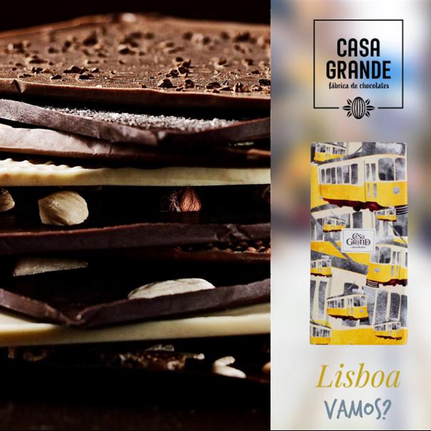 Schokolade von ausgezeichneter Qualität