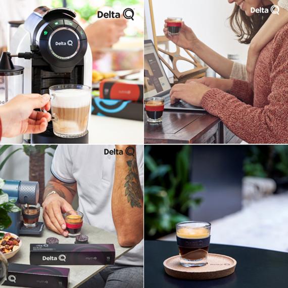 Delta Q - PerfeQtly Espresso!