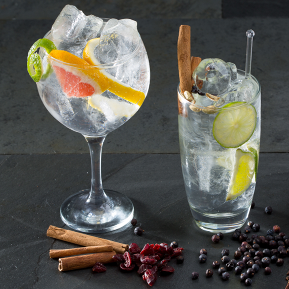 .. a Gin a day keeps the doctor away... :)