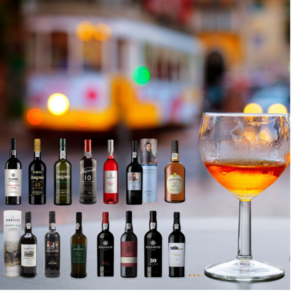 Portweine von A bis Z … ein Very Old White schon probiert?
