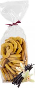 Confeitaria Vale Vanille-Herzen Kekse 250g