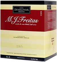 MJ Freitas Rotwein Bag in Box 5L