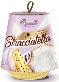Bauli Pandoro Stracciatella 750g