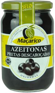 Macarico Schwarze Oliven Entkernt 165g