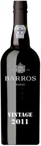 Barros Portwein Vintage 2011 750ml