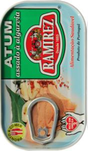 Ramirez Gegrillter Thunfisch Algarve Art 120g