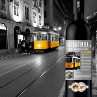 Alfacinha Superior Rotwein 2018 750ml